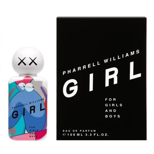Pharrell Williams Girl Unisex EDP 100ml