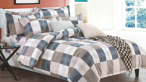 Cotton Duvet Cover Sets 4 Piece