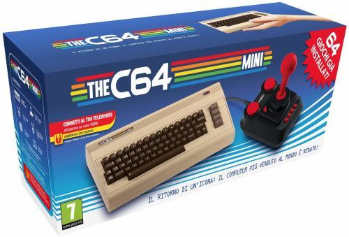 C64 Mini Gaming Console