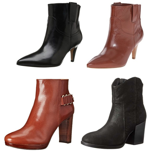 Nine West Ankle Boots 5 Options