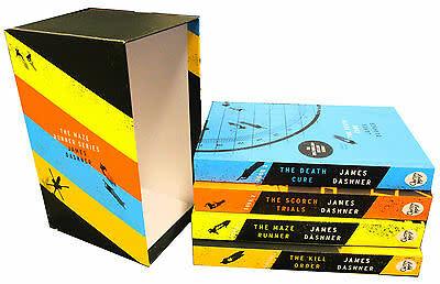 Maze Runner Series - Box Set