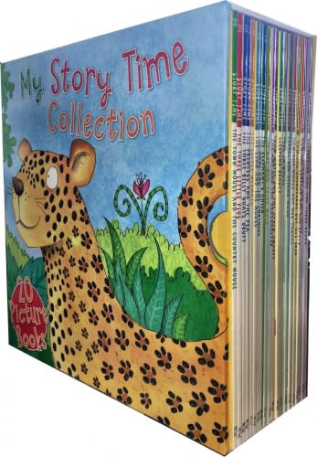 My Story Time Collection Box Set - 20 Books