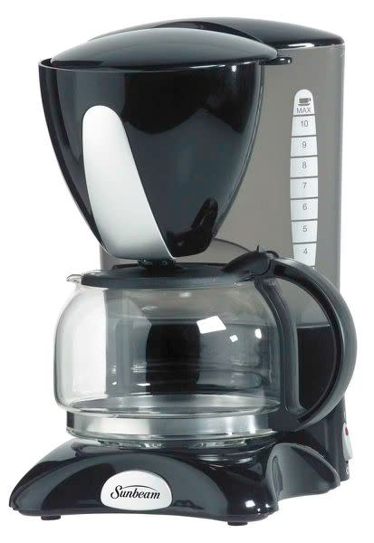 SUNBEAM Designer 12 Cup Coffee Maker