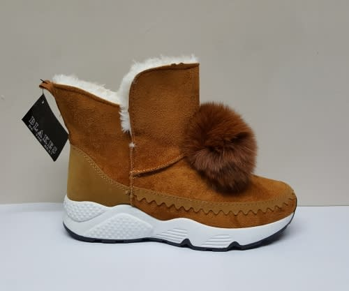 Blake's Fur lined Winter Boots