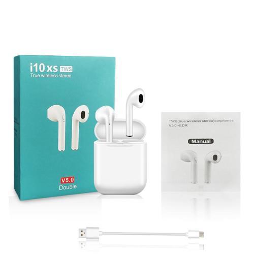i10 XS Wireless Bluetooth Earphones