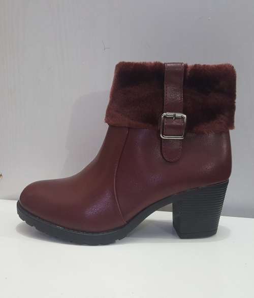 Winter Boots Ankle High