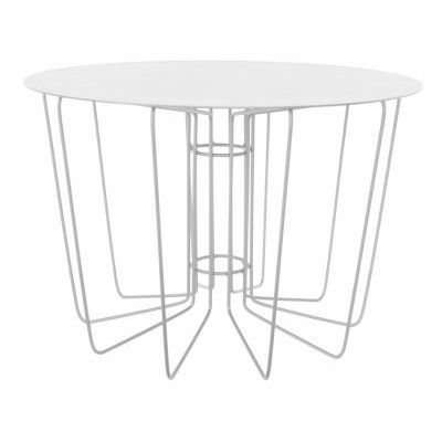 Fundi Living Spider Coffee Table (White)