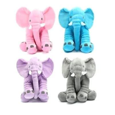 Elephant Pillow (60cm)