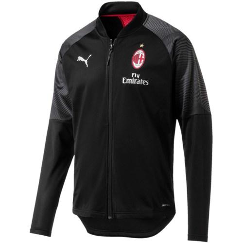 AC Milan Official Stadium Jacket