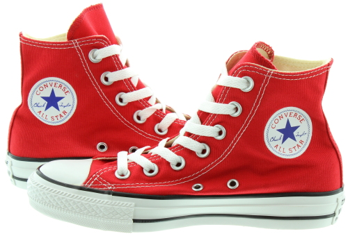Converse All Star Chuck Taylor Red Boot