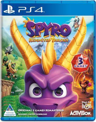 Spyro Reignited Trilogy (PS4)