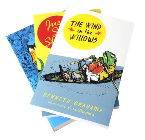 Children's Classic 3-Book Set