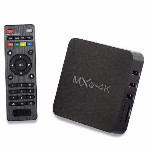 MXQ-4K Android 7.1 Smart TV Box 2GB RAM