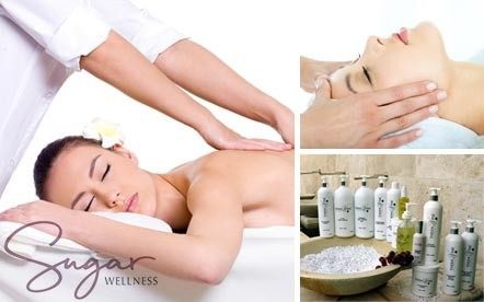 A Sugar Delight Beauty Package for only R290 at the Sugar Hotel & Wellness Rooms, Greenpoint.