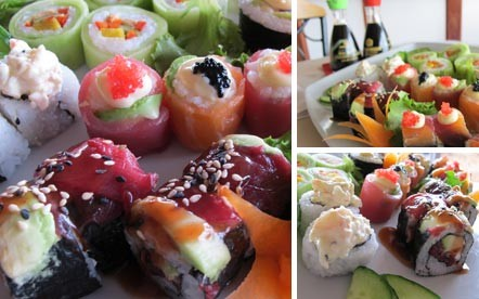 This one's for all those Sushi Connoisseurs out there! A Speciality Sushi Platter consisting of 24 delectable pieces of sushi for only R110 at Tokyo Sushi, Kloof Street, Gardens.