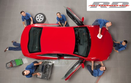 Keep your car running smoothly with a Minor Car Service from RD Automotive for only R195.