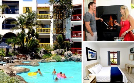 Enjoy a 2 night stay for up to 4 adults and 2 children for only R1750 at the luxurious MyCascades in Club Mykonos, Langebaan.