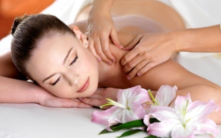A 60 Minute Full Body Swedish or Aromatherapy Massage for only R125 at the lavish Oluchi Skin Care and Slimming Clinic.