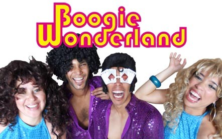 Take a trip back in time with 2 Tickets to the latest Ganarama Production, Boogie Wonderland, CTICC.