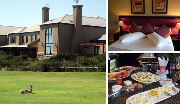 Romantic Getaway for 2! A 1 Night Stay including a Continental Breakfast for 2 People at The Lodge at Atlantic Beach.