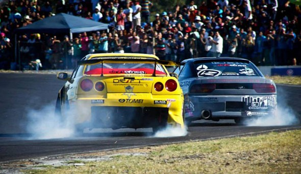 Entrance Ticket to the Superdrift Championship and Wheelz of Fury 2014, GrandWest Casino