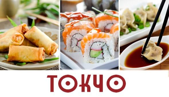 Salmon Roses, Caviar Fashion Sandwiches, Prawn Dim-sum and more at Tokyo Sushi, Kloof Street.