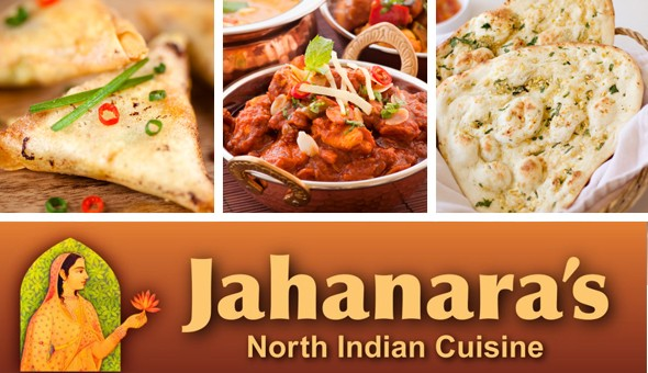 Aromatic Indian Cuisine for 2 People at Jahanara's, Harfield Village (Kenilworth)!
