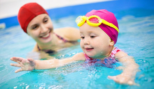 Learn to Swim with Simply Swimming (All Ages)! Choose from 5 Indoor & Heated Swimming Pool Venues.