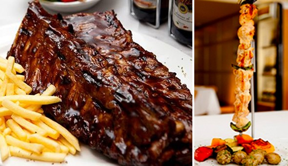 Decadent Lindt Desserts, Seafood Pasta, Chicken Espetada, Flame-grilled Ribs & More at Casa Mediterranean Restaurant, Willowbridge!