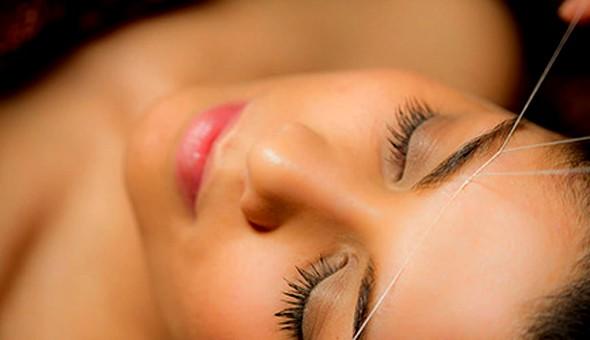 Crazy Savings on Threading Sessions (Eyebrow, Upper Lip or Full Face) by Prashika at Avara Wellness Spa, Century City!