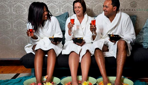 Spa Packages, Spa Lunches & Luxury Products at Eternal Child Day Spa.