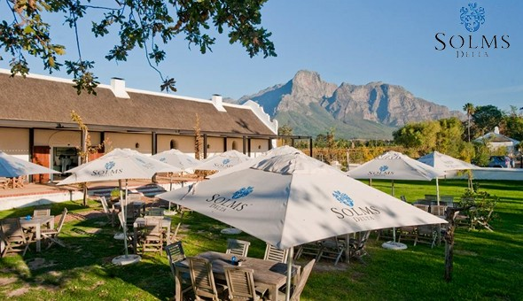 Explore the magic of Franschhoek with The Solms-Delta Wine Experience! Includes: Wine Tasting, Hot Meals & Tours.