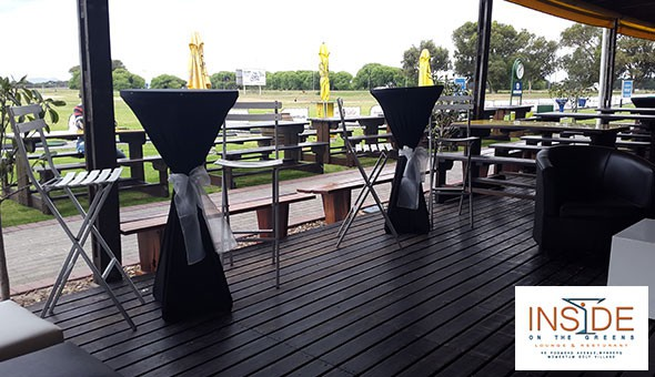 Hosting Your Next Event? Glam Up with Limitless Events & Inside on the Greens in Kenilworth: VIP Room Hire, Bedoiun Hire or The Exclusive Venue Hire!