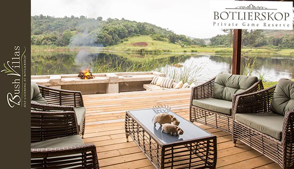 Botlierskop Private Game Reserve: Escape to the luxurious Self-Catering Bush Villas for a Weekend or Midweek Getaway in a Standard or Luxury Villa for up to 6 Guests!