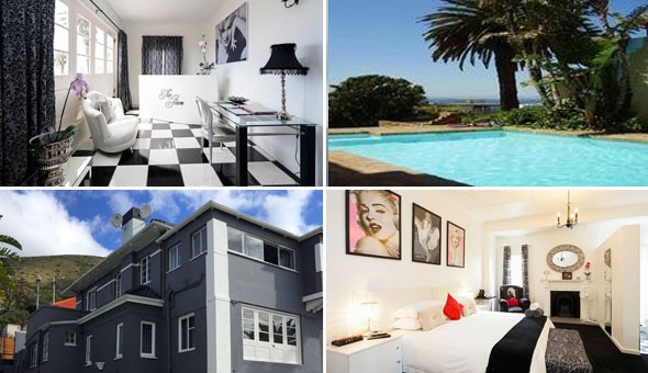 Green Point: A 1 Night Stay for 2 People for only R649 at The Glam Guest House!