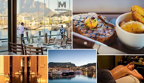 Mondiall Kitchen & Bar and The 5-Star Cape Royale Luxury Hotel & Spa invites couples to experience the ultimate in decadence! A Luxurious Couples Spa Package & an Exclusive 2-Course Dining Experience.