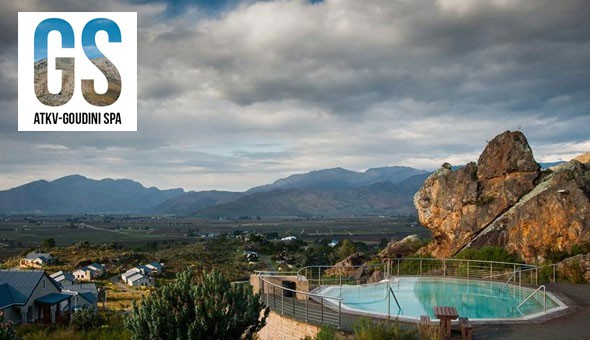 ATKV Goudini Spa: A 1 Night Weekday Stay for up to 6 People in a Slanghoek Villa at only R1199!