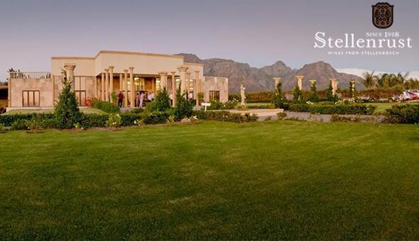 Lindor Luxury & Award Winning Wines for 2 People at Stellenrust Wine Estate!