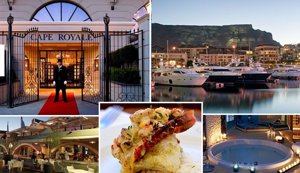 Decadent Luxury: An Exclusive Gourmet Dining Experience for 2, a Luxury Couples Spa Package & a R500 V&A Waterfront Shopping Voucher!