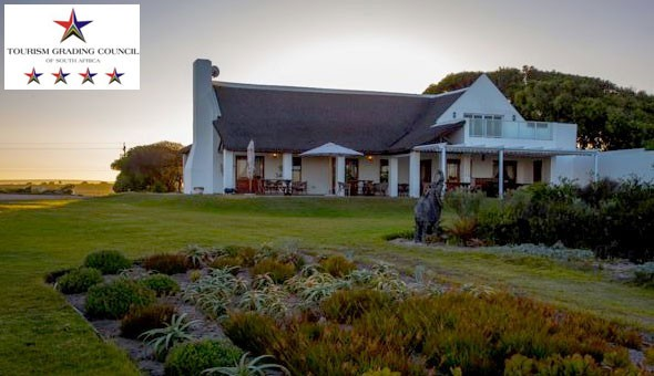 West Coast Getaway: Escape to the 4-Star Draaihoek Lodge for a 2 Night Stay for 2 People, including Breakfast at only R1699!