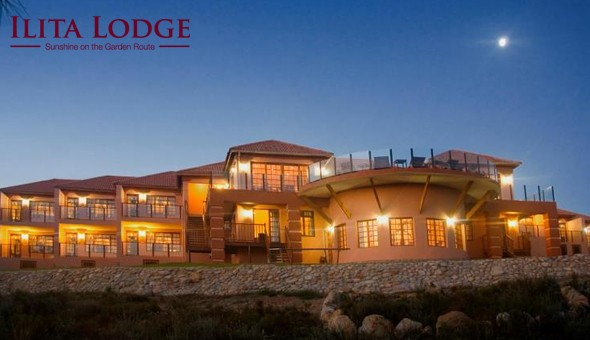 Escape to the luxurious Ilita Lodge for a 1 Night Getaway for 2 People, including Breakfast at only R589!