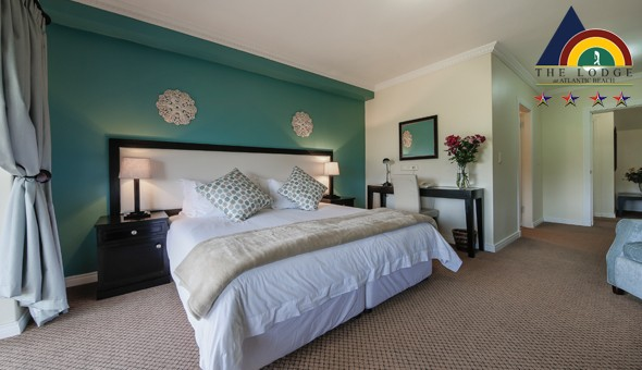 The 4-Star Lodge at Atlantic Beach: A Romantic Getaway for 2 People, including Breakfast at only R799!