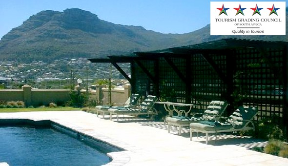 Spoil her with a Romantic 2 Night Getaway for 2 People, including Breakfast at Seacliffe Lodge!