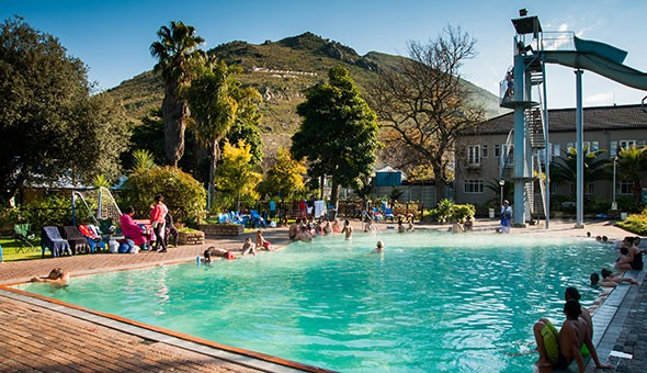 ATKV Goudini Spa: A 1 or 2 Night Weekday Stay for up to 6 People in a Slanghoek Villa!