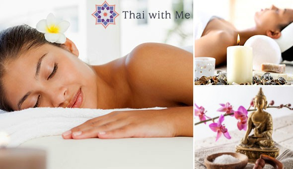 Green Point: Choice of Full Body Thai Massages or a Thai Relaxation Package at Thai with Me!
