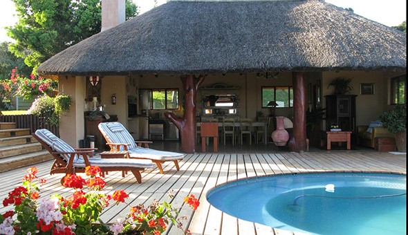 Belle Forêt Guest Farm: A 2 Night Getaway for 2 People in a Double Room at only R1699!