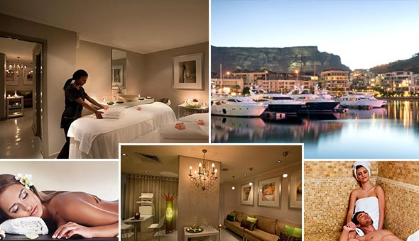 Indulge in Pure Decadence with a Choice of Luxurious Couples Spa Packages at the prestigious Casuarina Wellness Centre, V&A Waterfront!