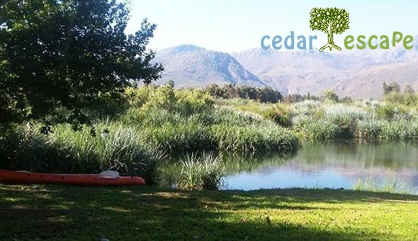Cedar Escape, Citrusdal: A 2 Night Stay for up 10 People in a Self-Catering Cottage at only R2099!