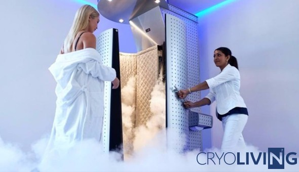 Save up to 65% on Chemical Peel Sessions or Whole Body Cryotherapy Sessions at CryoLiving!