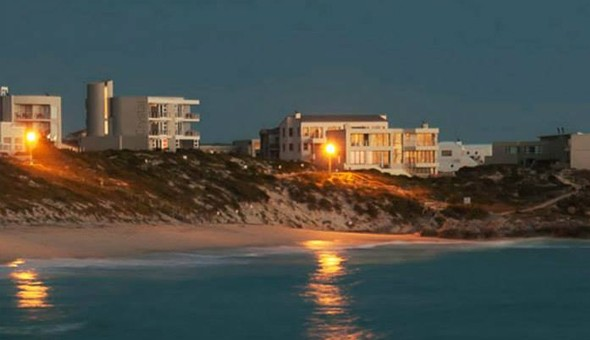 Langebaan: Sandtower Beachfront Guest House! A 2 Night Getaway for 2 People, including Breakfast at only R1249!